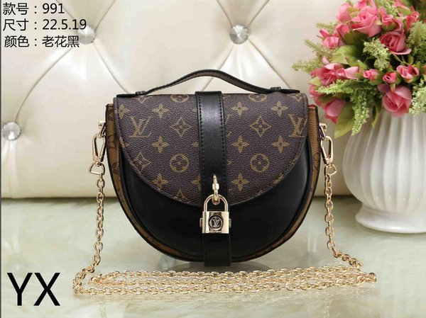 louis vuitton Gucci Bolsos de lujo Bolsos de mujer Diseñador Bolsos de  costura de cuero para 275155dabb1