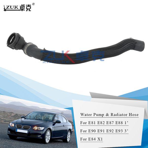 top popular ZUK Radiator Coolant Water Pump Hose Pipe For BMW 1' E81 E82 E87 E88 116 118 120 123 For 3' E90 E91 E92 E93 318 320 323 For X1 2021