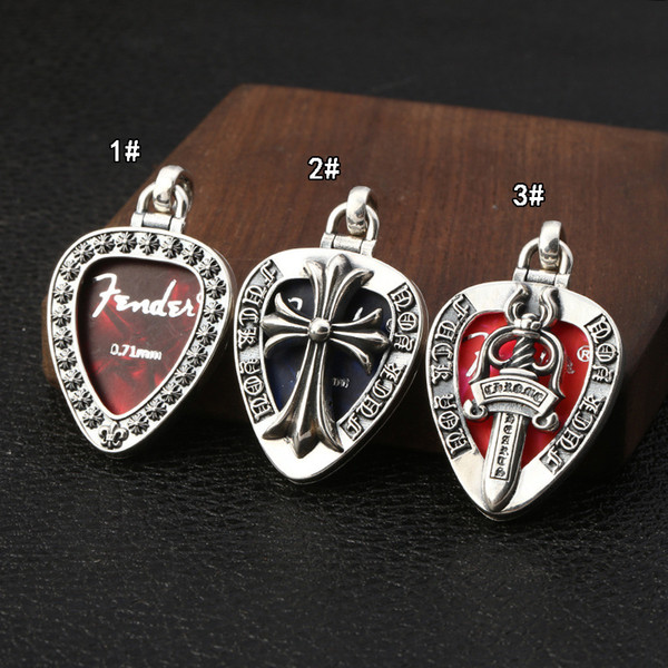 Personalized 925 sterling silver vintage jewelry antique silver hand-made designer locket pendants for photo necklaces without chain