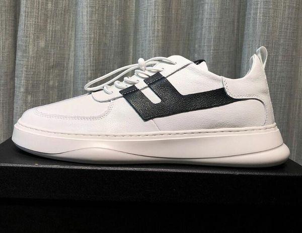 2019 Nouveau Slip Homme ventiler chaussures décontractées Chaussures décontractées Confortable en cuir souple Bande élastique f