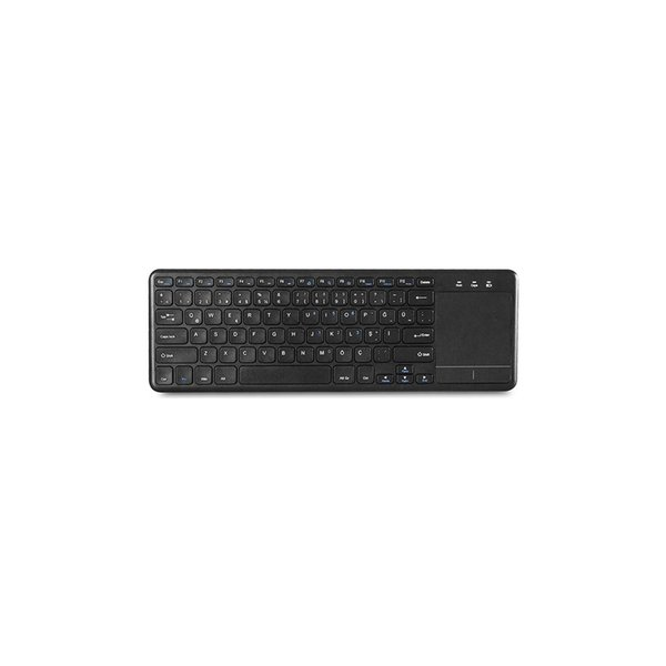 top popular Everest toucpad EKW-155 Black Wireless Keyboard Mouse + Ship from Turkey HB-000048867 2019