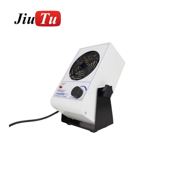 Anti-Static Ionizer Air Fan For Broken Phone Repair SIMCO PC ESD Fan Ionizing Air Blower For Samsung S8 S8+ Cracked LCD Fix