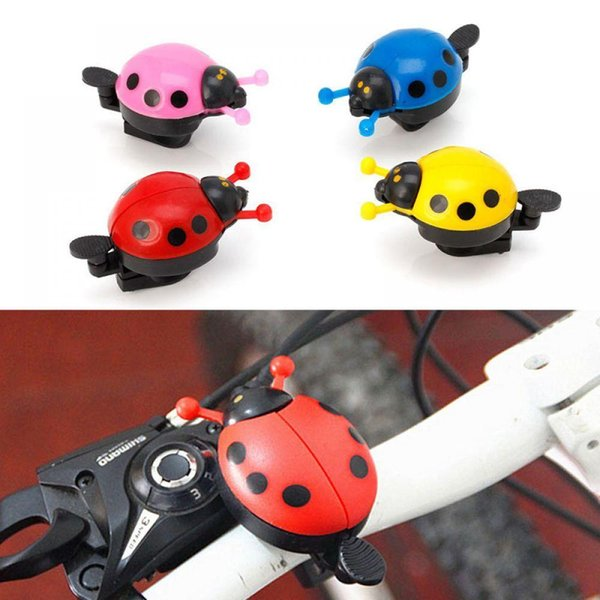Colorful Kid Cycling Ring Sound Horn Handlebar Children Bike Bell Bicycle Alarm