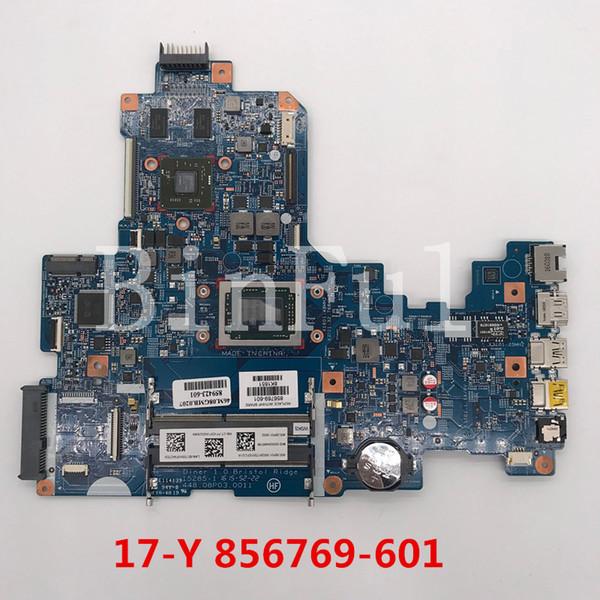 856769-601 859423-601 448.08O03.0011% 100 tam test 17-Y 17Z-Y Laptop anakart için yüksek kaliteli