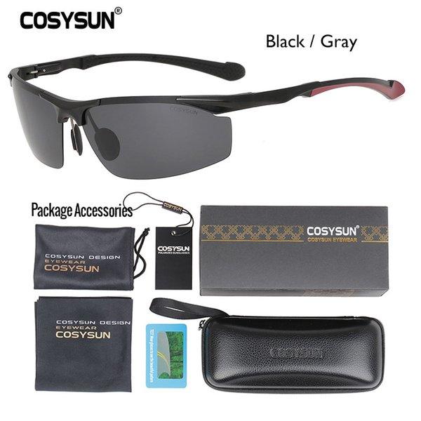 Schwarz Grau LuxuryPKG