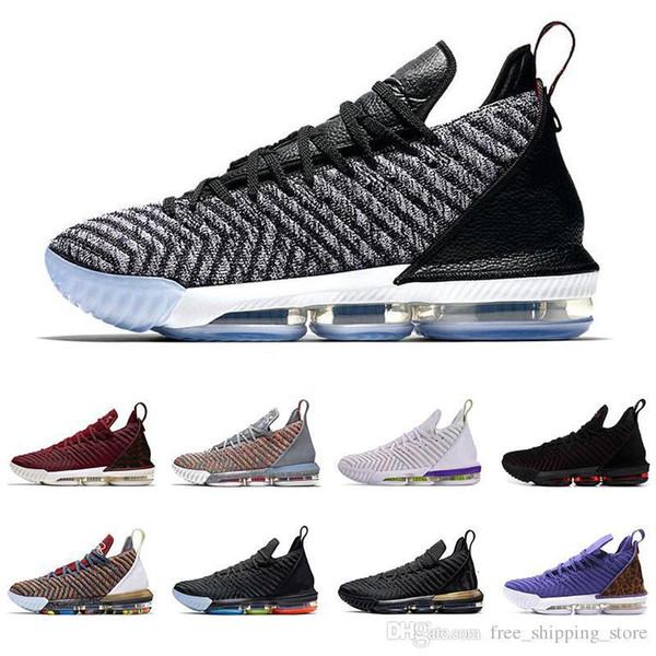 2019 zapatos de baloncesto de los hombres de alta calidad de Oreo FRESCAS criado I Promise Igualdad Inicio Corte púrpura para hombre formadores transpirables las zapatillas de deporte