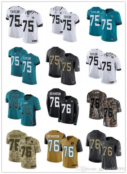 new arrival 97b83 e8d4c 2019 2019 Custom Any Number Best Rugby Jersey Wear Jacksonville 75 Jawaan  Taylor 76 Will Richardso Jaguars Men/WOMEN/ YOUTH Rugby Jerseys S Xxxxl  From ...