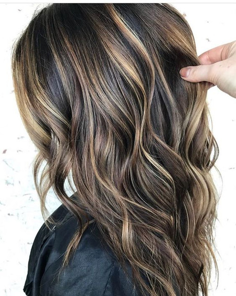 2019 Balayage #2/Silk Base Human Hair Toppers For Women Clip In Top  Hairpiece Toupee For Thinning Hair From Charlietoupee, $169.25 | DHgate.Com