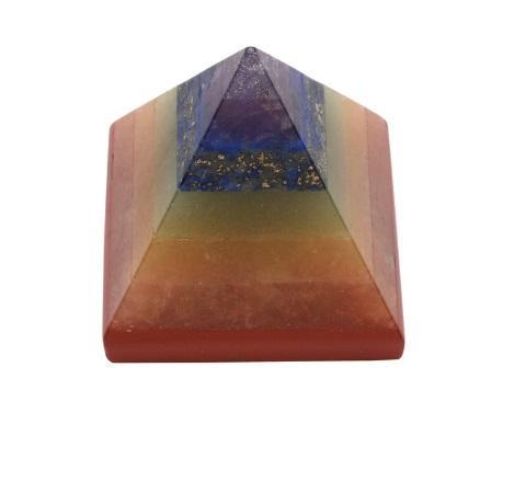 The pyramid of enchantment
