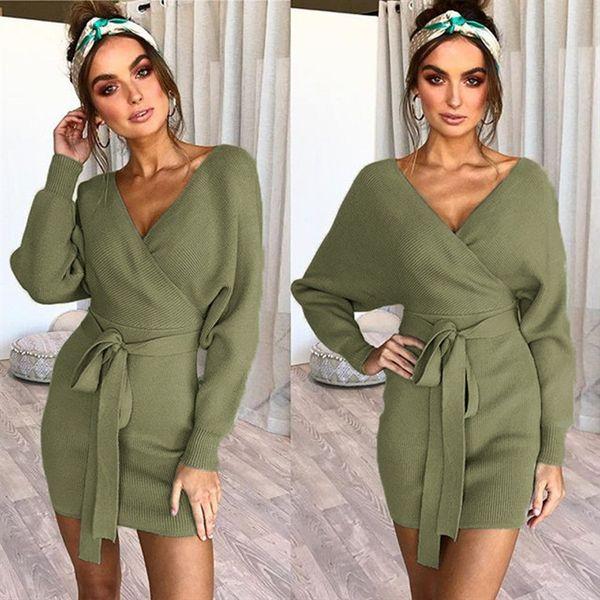 Yeşil kısa stil