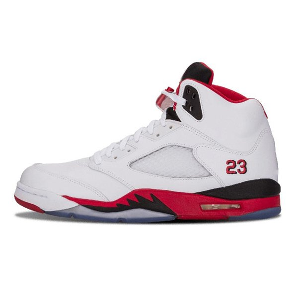 #4 Fire Red