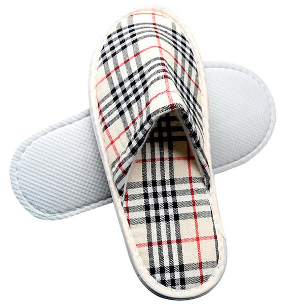 Отель одноразовые тапочки нескользящая проверенная ткань мыть и полоскать статьи тапочки мода с высоким качеством 2 45yh J1