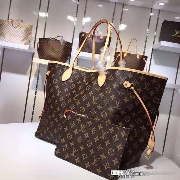 best selling LOUISVUITTON1 NEVERFULL HANDBAGS WOMEN LEATHER BAG MESSENGER BAGS BIG TOTE MICHAEL V18 KOR SHOULDER BAGS CLUTCH wallets FLOWERI