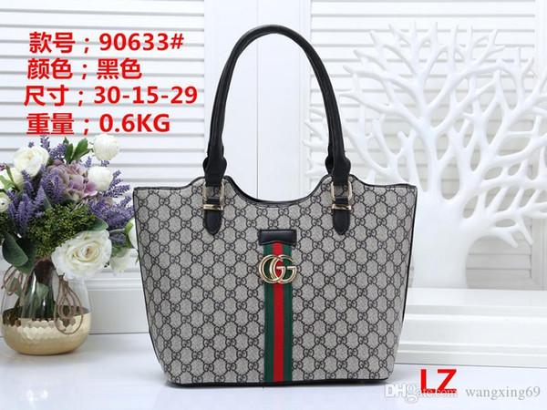 2019 Design Handbag Ladies Brand Totes Clutch Bag Borse a spalla classiche di alta qualità Borse a mano in pelle moda026