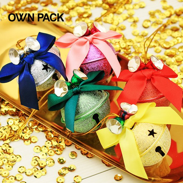2018 Hot Sale bells for crafts / christmas jingle bells cristmas decoration / home decoration accessories
