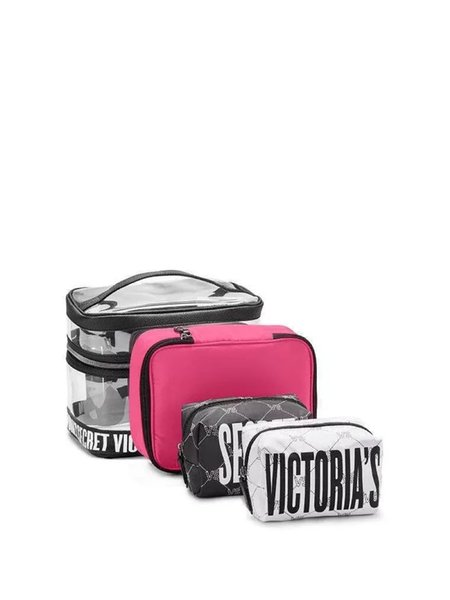 New arrival pink storage bag /zip lock travel pvc bag/beauty pvc cosmetic bag with the best design
