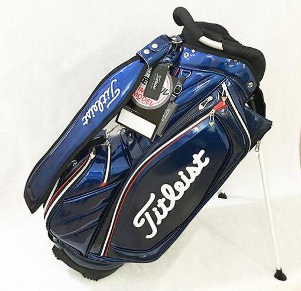saco de golfe PU Saco de clube de golfe dos homens bagr nova promoção