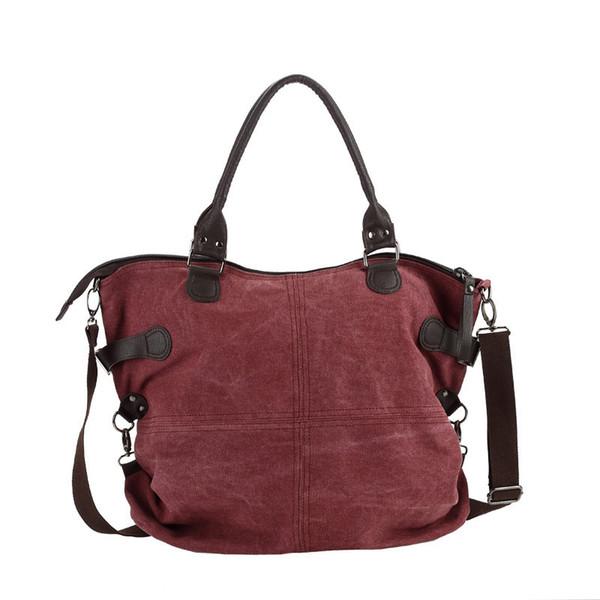 2019 Direct Selling Promotion Kvky Weibliche Taschen Für Frauen Bolsa Feminia Handtaschen Designer Leinwand Strand Schulter Sac Femme