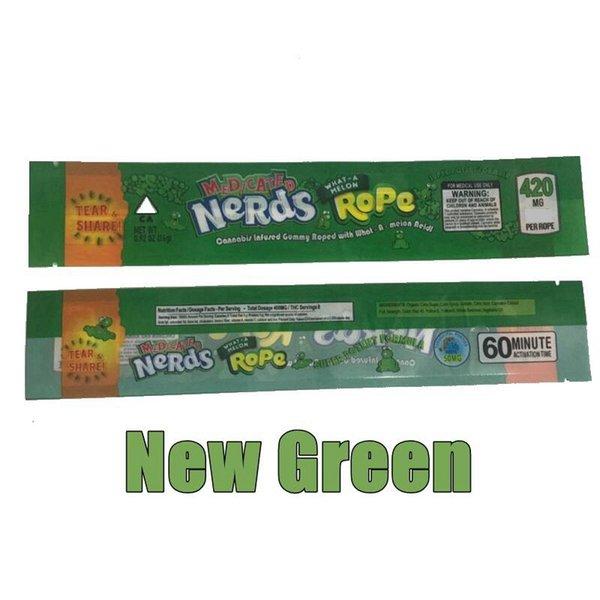 새로운 녹색