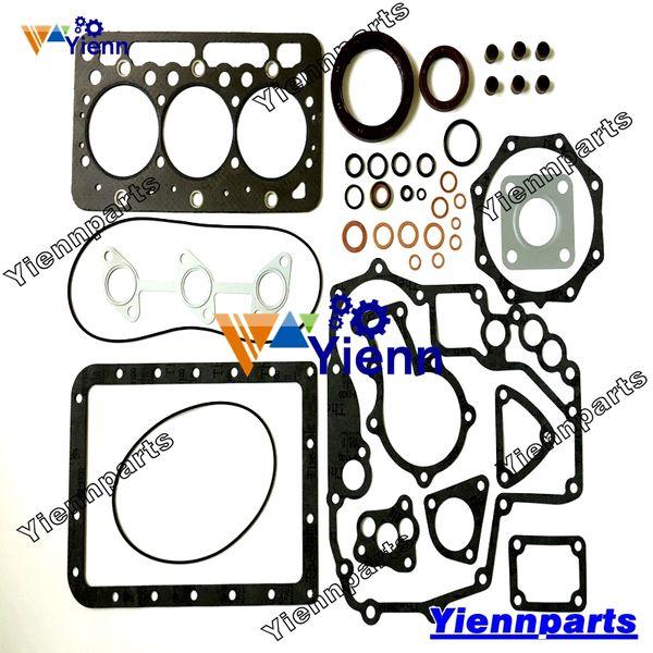 2019 D722 D722D D722 D10 Overhaul Rebuild Kit For Kubota Engine B7400HSD  TG1860 BX1830D Tractor T84 98 89 Skid Steer Loders Ring Bearing Gasket From