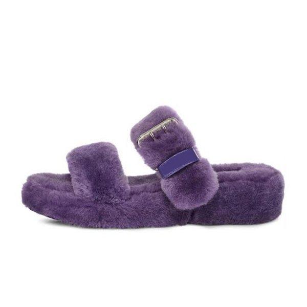 Fuzzy sì - Viola