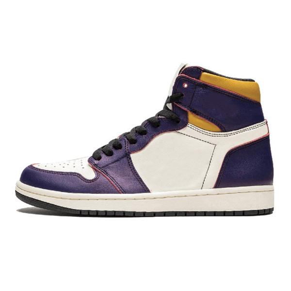 #23 Court Purple