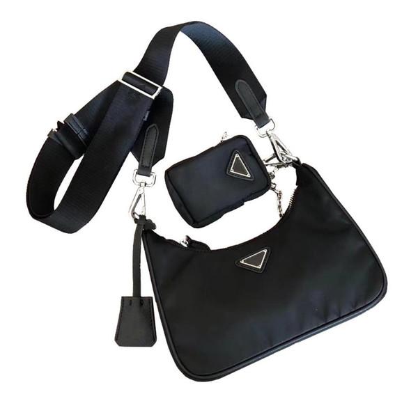 top popular fashion men women Tote Shoulder Handbag 56300 Satchel Handbag Top-Handle Crossbody 2pcs set Handbag Clutch Bag 2021
