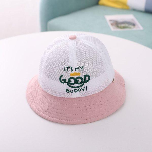 Хорошая сетка Cap-розовый
