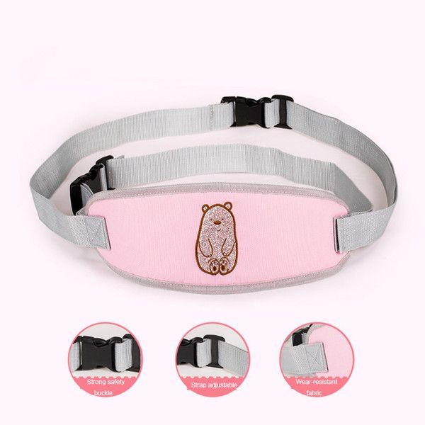 simple pink bear
