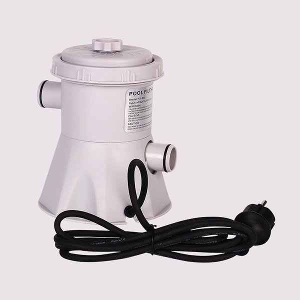 Electric filter pumps