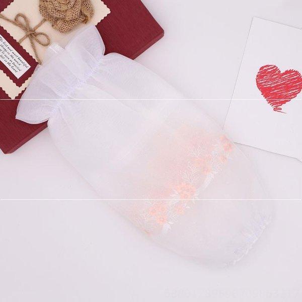 blanc transparent maille fleur 1