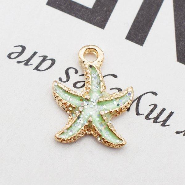 1174 # estrela do mar verde