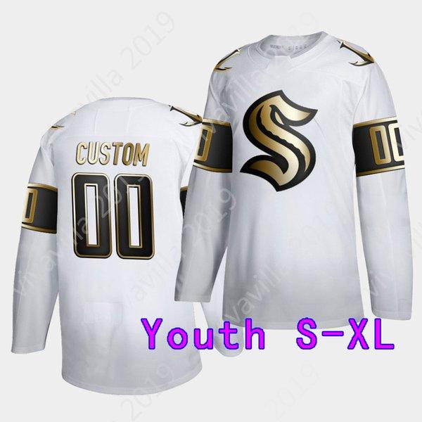 Blanca juventud (elija el tamaño S a 3XL)