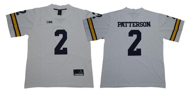 #2 Patterson white