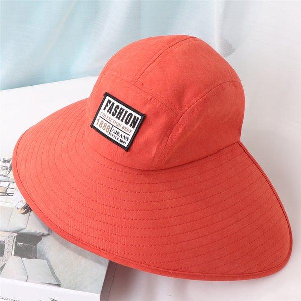 Orange-Taille Unique