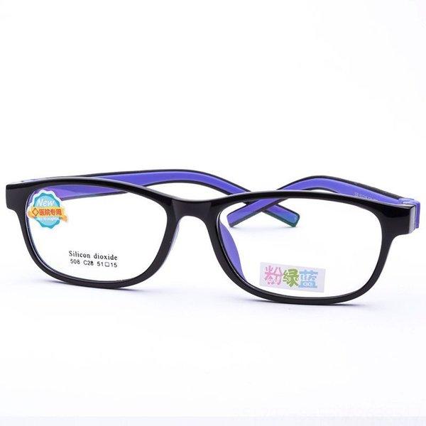 C28 schwarz lila blau