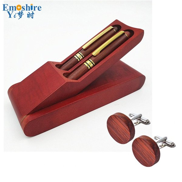 Pen Cufflinks Box