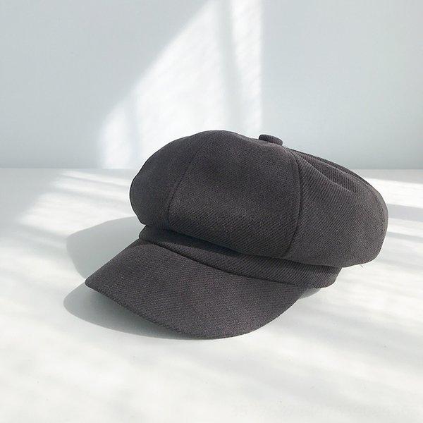 Twill Pure Black-55-57cm