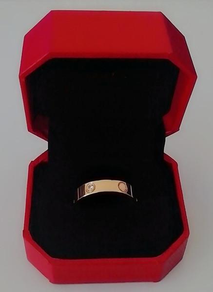 다이아몬드 상자 로즈 골드