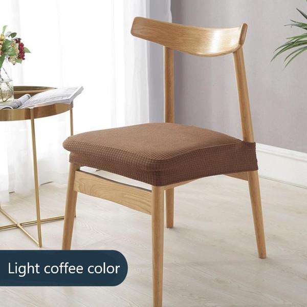 Licht Kaffee Farbe