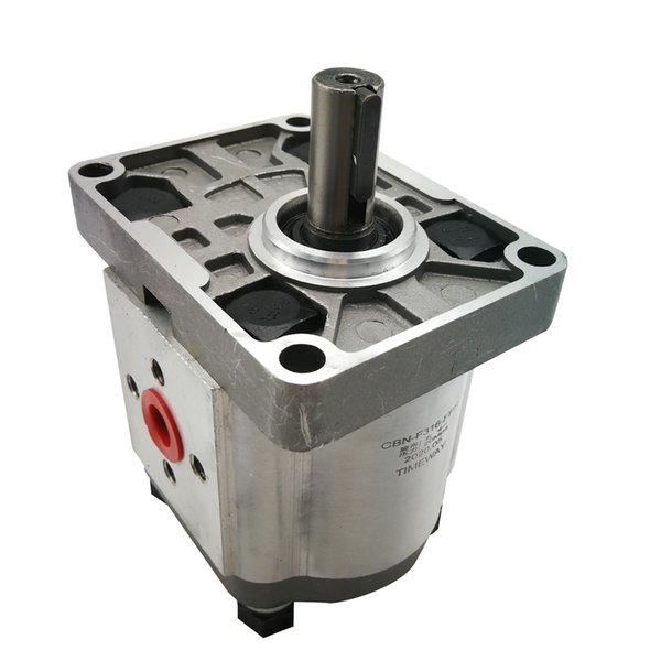 top popular Hydraulic gear oil pump CBN-E316-FPR CBN-F316-FPR CBN-E318-FPR CBN-F318-FPR high pressure pump good quality manufacturers 2020