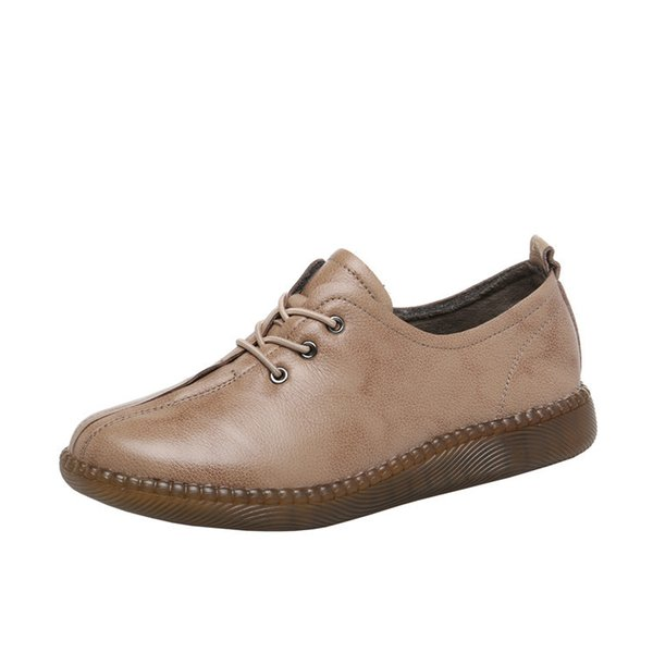 brun chaussures d'hiver