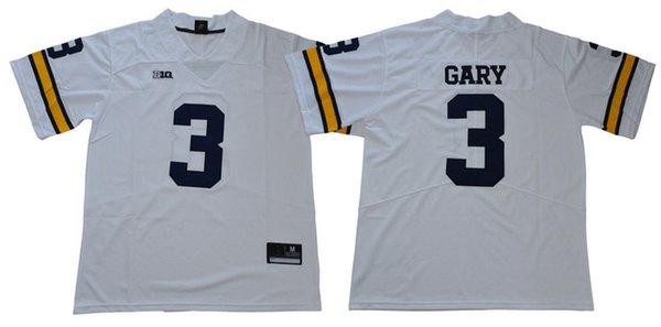 #3 Rashan Gary white