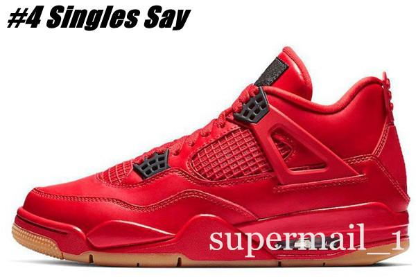 # 4 Singles Say