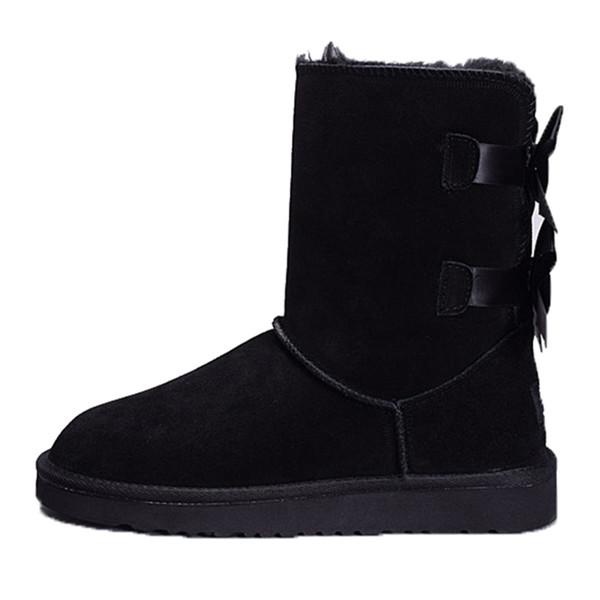 B Bows Half Boots (8)