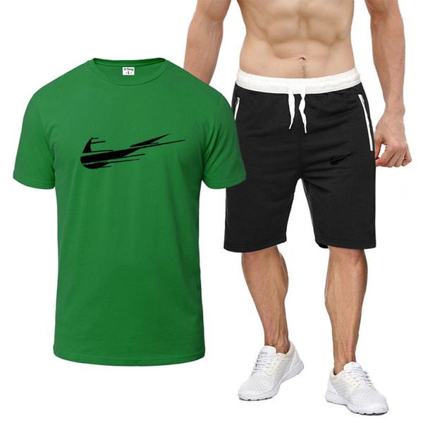4-yeşil + Siyah pantolon