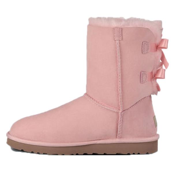 B Bows Half Boots (3)