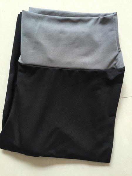 Negro + Gris cintura Cabeza