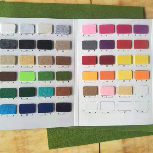Farbe beachten Farbkartennummer