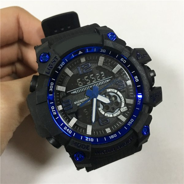 Blau Schwarz